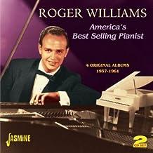 America'S Best Selling Pianist : 4 Albums Originaux 1957 - 1961