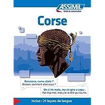 Corse - Guide de conversation