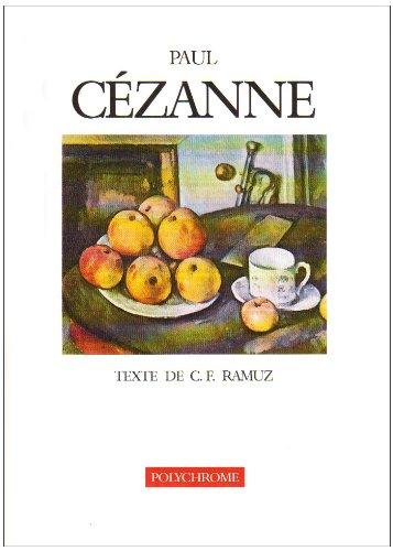 Paul Cézanne par Charles-Ferdinand Ramuz