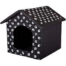 Hobbydog - Caseta para Perro, tamaño 3, Color Negro con ...
