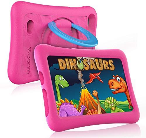 Tablette Enfants 7 Pouces, VANKYO Tablette Android 8.1 Oreo, 32GB...
