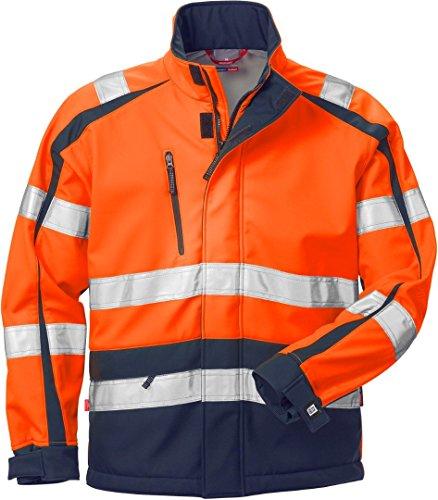 Fristads Warnschutzjacke Windstopper Jacke GWG 744, Farbe:orange/marine;Größe:S