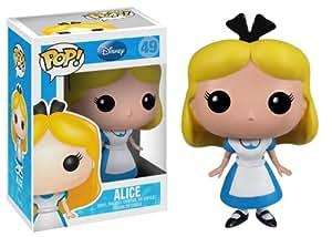 Funko 3196 - Disney Alice in Wonderland, Pop Vinyl Figure 49 Alice, 10 cm