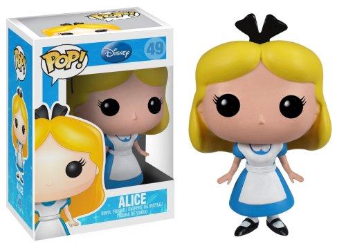 [UK-Import]Funko Disney Alice in Wonderland Pop! Vinyl (Princess Disney Anime)