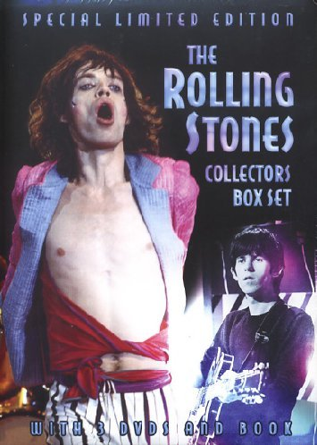 The Rolling Stones - Collectors Box Set [3 DVDs]