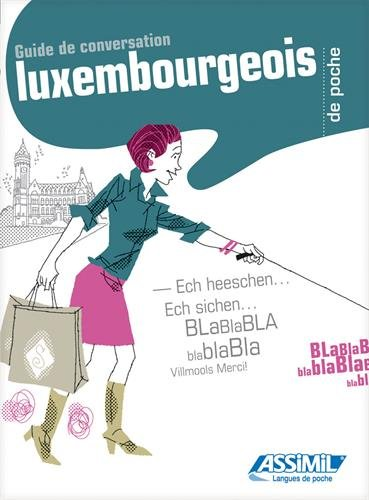 Le luxembourgeois de poche (Assimil evasioni)