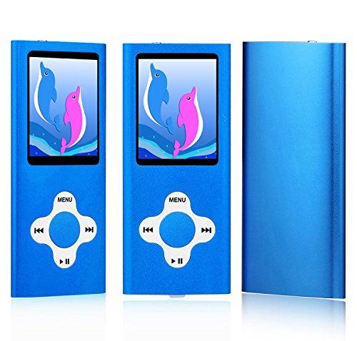 Advance Tech New 16GB 4. Generation MP3Musik Media Player Radio Video FM 1,8 (Gb 4. Generation Ipod Nano 16)