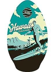 Skimboard slidz 35/90cm Duke Black Aqua