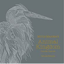 Millie Marotta's Animal Kingdom: Deluxe Edition: Color Me, Draw Me (A Millie Marotta Adult Coloring Book) by Millie Marotta (2015-11-10)