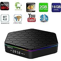 Greatlizard T95Z plus TV Box Amlogic S912 Octa-core 2G+16G Android 6.0 Support 1080P 4K Smart HD TV Box