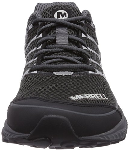 Merrell MIX MASTER MOVE 2 Herren Traillaufschuhe Schwarz (BLACK/CASTLE ROCK)