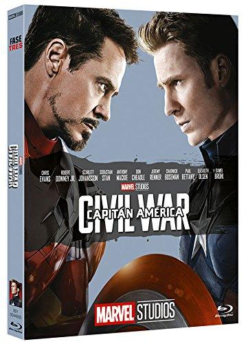 Capitán América: Civil Wa