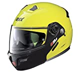 Modulare Helm GREX G9.1EVOLVE KINETIC N gelb schwarz Flu 019Größe XL