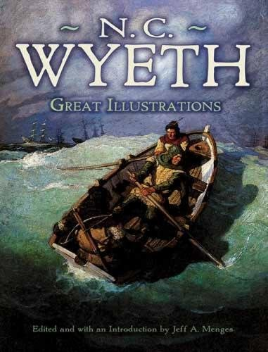 great-illustrations-by-n-c-wyeth-dover-fine-art-history-of-art