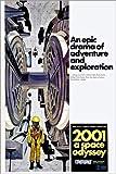 Poster 80 x 120 cm: 2001: Odyssee im Weltraum von Everett Collection - Hochwertiger Kunstdruck, Neues Kunstposter