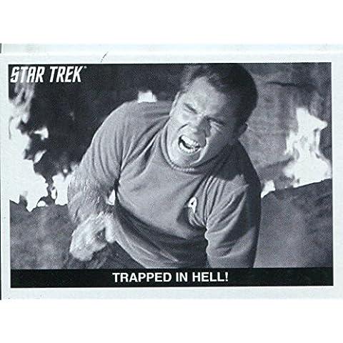 Star Trek TOS per il 40° anniversario di inseguimento 1967-Carta#84