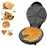 Best Waffle Makers - Unibos 1200W Electric Waffle Maker Home Waffle Making Review