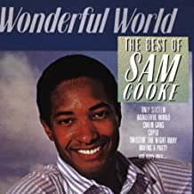 Wonderful World: The Best Of Sam Cooke by Sam Cooke (0100-01-01)