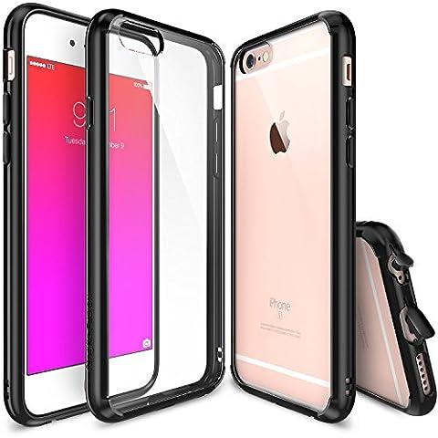 iPhone 6S Plus Hülle, Ringke [Fusion] kristallklarer PC TPU Dämpfer (Fall geschützt/ Schock Absorbtions-Technologie) für das Apple iPhone 6S Plus / 6 Plus - Schwarz