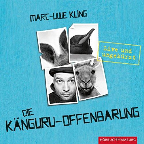 Die Känguru-Offenbarung: Live und ungekürzt: 6 CDs - Partnerlink