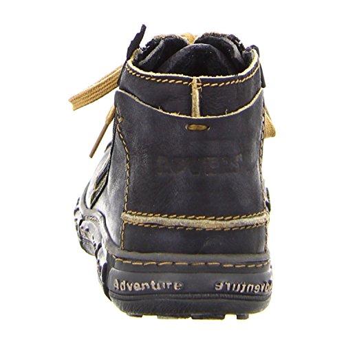 Rovers  Traction, bottes & bottines femme Noir/Noir