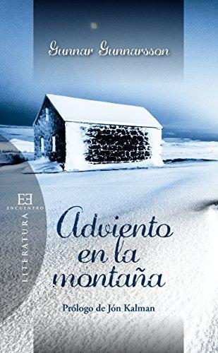 Adviento en la montaña (Literatura nº 87) por Gunnar Gunnarson