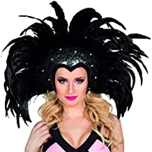 Boland 00375 - Tocado Showgirl, un tamaño, ...
