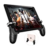 Zantec Controller per Gamepad Professional Tablet Game Trigger Fire Button Aim Key & Gamepad L1R1 Controller Universale per Android iPad Game Grip Handle