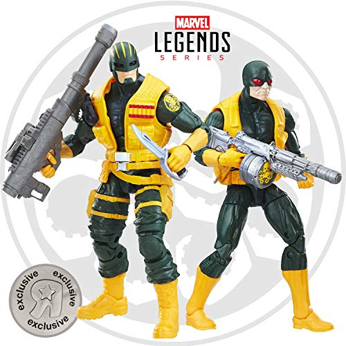 Marvel Legends 6 Series Inch Action Figure - Hydra Soldiers 2 Pack