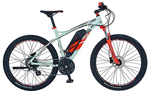 "REX E-Bike Alu-MTB 650B 27,5"" BERGSTEIGER 7.7"