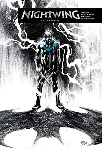 Nightwing rebirth, Tome 4