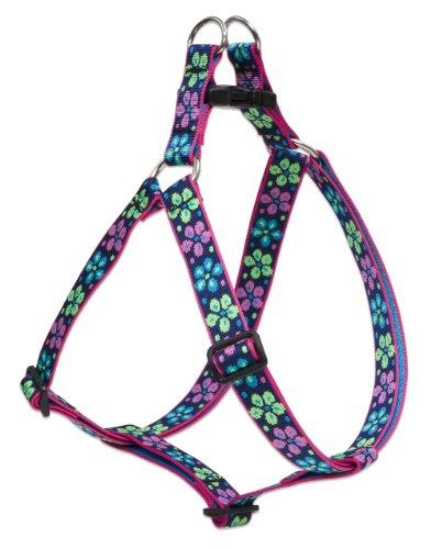 lupinepet Originals 2,5cm Flower Power Schritt in Hundegeschirr Power Harness