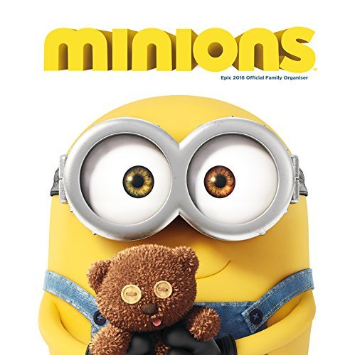 (The Official Minions Movie Organiser 2016 Square Calendar by Unknown(2015-09-01))
