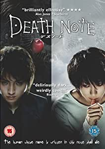 Death Note [2006] [DVD]