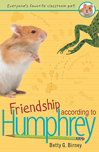 Friendship According to Humphrey