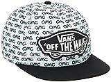 Vans Damen Flipside HAT Baseball Cap, Mehrfarbig (OMG M8Z), One Size
