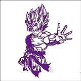 guijiumai Pegatina Dragon Ball Aufkleber Anime Cartoon Auto Aufkleber Aufkleber Vinyl Wandaufkleber...