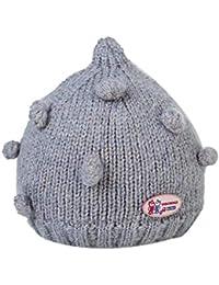Sombrero Bebé Niño BBsmile Invierno Cálido Gorro Gorra con Pom de Punto Beanie Warm Cap Otoño