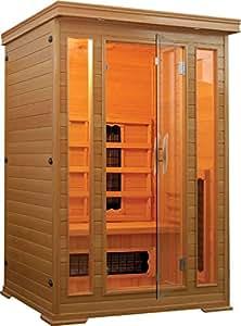 Cabina sauna Finland 2
