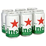 Heineken Prime Imported 5% Lager 6 x 330ml