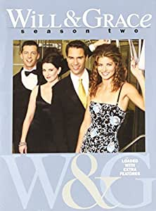 Will & Grace: Season Two [Import USA Zone 1]