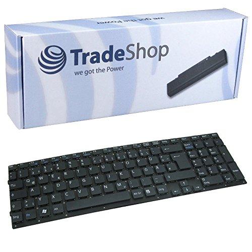 Original Laptop-Tastatur / Notebook Keyboard Ersatz Austausch Deutsch QWERTZ ersetzt Sony Vaio 148793421 für EB-Serie PCG-71211m PCG-71213M PCG-7N2M VPC-4X0E VPC-EB (Deutsches Tastaturlayout)