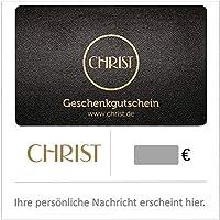 Gutscheinkarte von CHRIST Juweliere (DE) - Gutschein per E-Mail