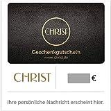Gutscheinkarte von CHRIST Juweliere (DE) Config - Gutschein per E-Mail