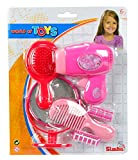 #8: Simba World Of Toys Playset For Girls, Pink