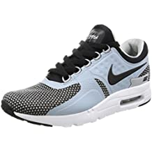 Nike Air Max Zero Essential Zapatillas, Grau (Wolf Grey/Black/Black), 40 EU