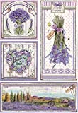 Zita`s Creative Reispapier A4 - Provence