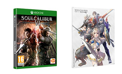 Soulcalibur VI + Metal Plate - Bundle Limited - Xbox One