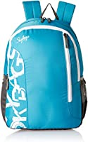 Skybags Polyester Blue Casual Backpack (BPBRA10ELBU)