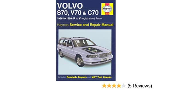 volvo s70 c70 and v70 service and repair manual haynes service and rh amazon de 2019 Volvo S70 in Michagan Volvo S70 in Michagan